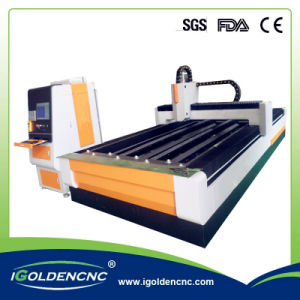 Fiber Laser Source Sheet Metal Laser Cutting Machine 1530 pictures & photos