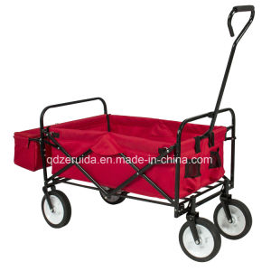 South Korea Market Folding Wagon for Sale pictures & photos