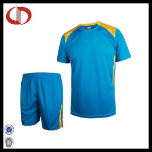 100% Polyester High Quality Professional Soccer Jersey pictures & photos