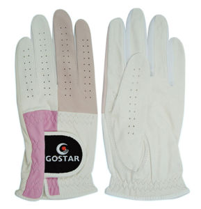 Men′s Cabretta Golf Glove (CGL-36) pictures & photos