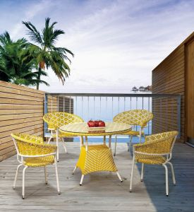 Garden Set (chair and table) --Ln-1029-a pictures & photos