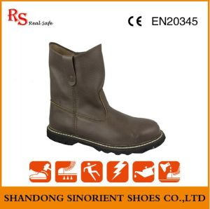 High Quality Military Boots Black RS030 pictures & photos