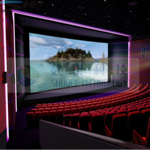 Commercial 5D Cinema, 5D Theater Cinema (SQL-059)