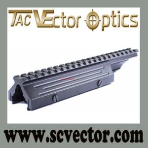 Vector Optics Tactical One Piece Fn/Fal Dsa 58 Top Picatinny Rail Mount in Lower Rail Style with Large Ejection Port pictures & photos