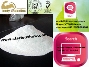 Pharmaceutical Raw Material Testosterone Decanoate CAS No.: 5721-91-5 Enhance Muscle pictures & photos