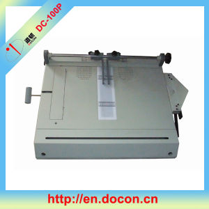DC-100p Hard Cover Case Making Machine pictures & photos