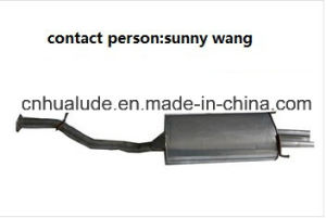 Aluminum Car Muffler for Accord CD pictures & photos