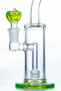 Glass Smoking Pipe with Matrix Perc Mini Water Pipe pictures & photos