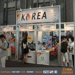 Build and Install Exhibition Stands in Hong Kong pictures & photos