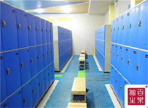 ABS Engineering Plastic Storage Lockers pictures & photos