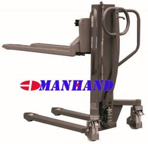 Load Capacity 800kg Single Mast Hand Stacker