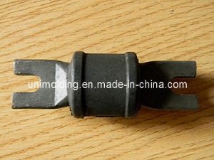 NBR Rubber to Metal Bonded Parts/Custom Rubber Buffer/Rubber Injection Molded/Automobile Part pictures & photos