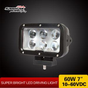 "7"" 60watt Waterproof CREE LED Work Light Sm6600 pictures & photos"
