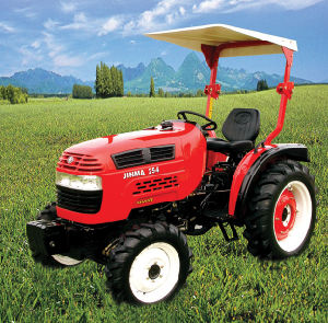 Tractor (Jinma 204, 20HP 4WD) pictures & photos
