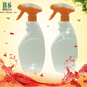 Plastic Kitchen Cleaning Sprayer Bottle pictures & photos
