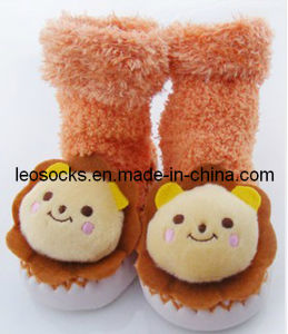 Fashion New Baby Shoe 3D Socks pictures & photos