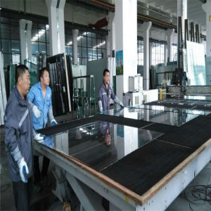 Large Bathroom Glass/Clear Glass/Tempered Glass pictures & photos