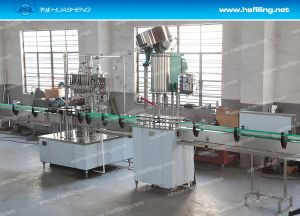 Beer Glass Bottle Use Crown Capping Machine