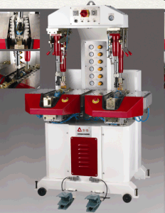 Walled Pneumatic Pressing Machine pictures & photos