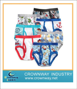 100%Cotton Baby Underwear for Boy pictures & photos