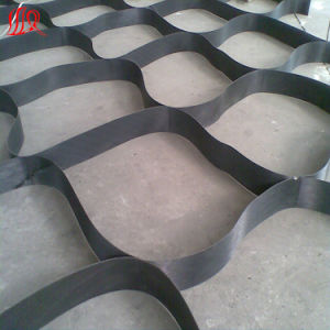 HDPE Geocell Used in Road Construction/ Stabilizer Gravel Geocell pictures & photos