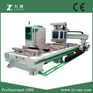 Hard Wood Door Making CNC Router PA-3713 pictures & photos