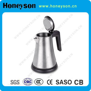 U Shape Wireless Electric Water Kettle for Hotel pictures & photos