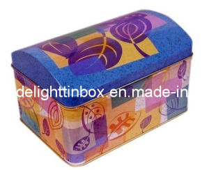 Treasure Tin Box (DL-TT-0281)