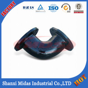Ductile Iron 90 Degree Flange Bend/Elbow pictures & photos