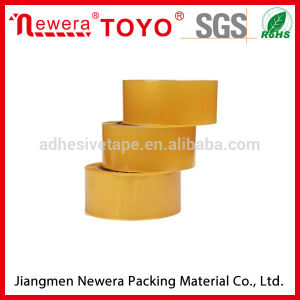 Chinese Manufacturer BOPP Adhesive Tape for Carton Packaging pictures & photos
