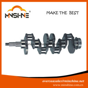 4D34 Crankshaft for Mitsubishi pictures & photos