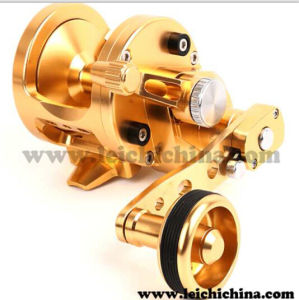 2015 New Design Big Game Saltwater CNC Casting Reel pictures & photos