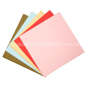 Good Quality Wood Pulp High Gram Paper pictures & photos
