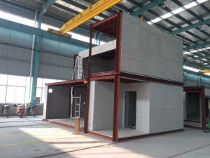 High Density Exterior Cladding Fiber Cement Board pictures & photos