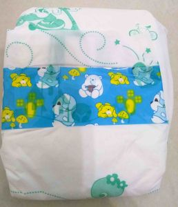 Soft & Breathable and Disposable OEM Baby Diaper