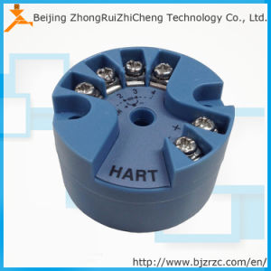 PT100/K Type Temperature Transmitter Output 4-20mA DC pictures & photos