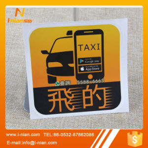 Waterproof UV Protection Scratch Resistant Advertising Sticker