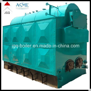 High Efficiency Biomass Pellet Steam Boiler for Chemical Fertilizer Plant