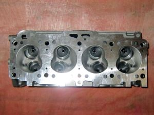 Iron Casting Cylinder Head for Mazda pictures & photos