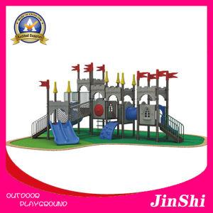 Caesar Castle Series 2016 Latest Outdoor/Indoor Playground Equipment, Plastic Slide, Amusement Park GS TUV (KC-004) pictures & photos