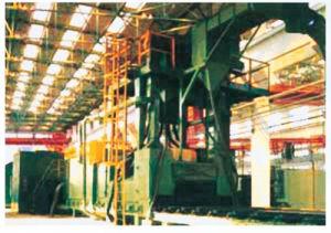 Roller Conveyer Shot Blasting Machine Q6915 pictures & photos