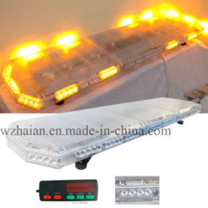 Low-Profile LED Lightbar for Police Ambulance Fire Trucks (TBD-GA-810L-C) pictures & photos