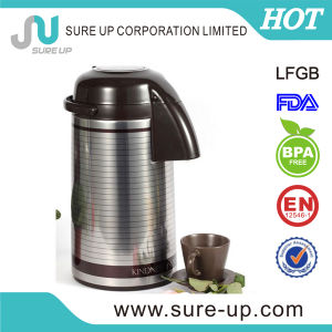 1.3L Stainless Steel Function Vacuum Airpot (AGUT030) (AGUT030M) pictures & photos