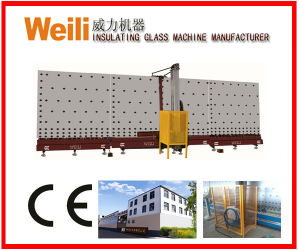 Glass Machine--- Vertical Automatic Coating Deletion Machine pictures & photos