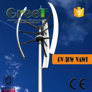 Vertical Wind Turbine 3kw for Home pictures & photos
