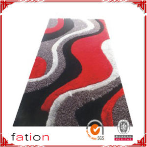 OEM Polyester Anti-Slip Rugs Shaggy Floor Carpet pictures & photos