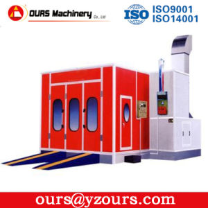 Automatic Paint Spray Booth with Most Competitive Price pictures & photos