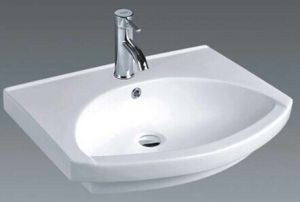 Bathroom Ceramic Vanity Basin Cabinet Basin (K60) pictures & photos