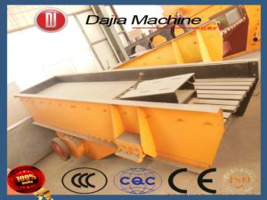 Dajia Vibrating Feeder for Crushing Plant pictures & photos