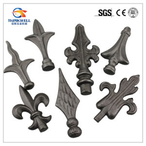 Safety Wrought Iron Fence and Gate Accessories Head Ball pictures & photos